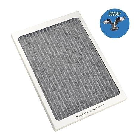 Amazon.com: HQRP Filtro de aire para nevera para Electrolux ...
