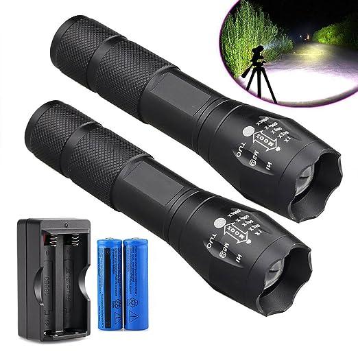 Review Mini Flashlight 2 Set