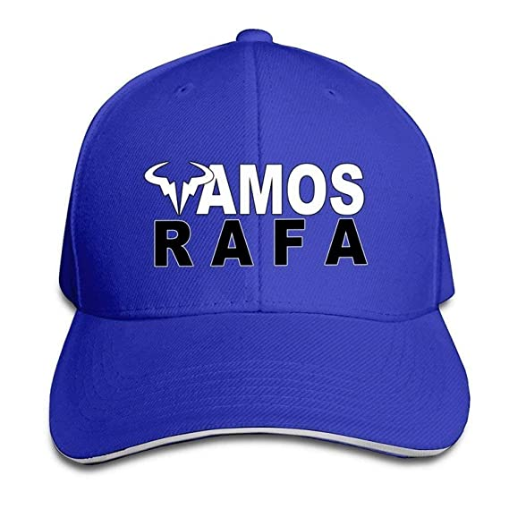 Rafael Nadal Rafa Vamos Logo Beanie Cap Ash: Amazon.es: Ropa y accesorios