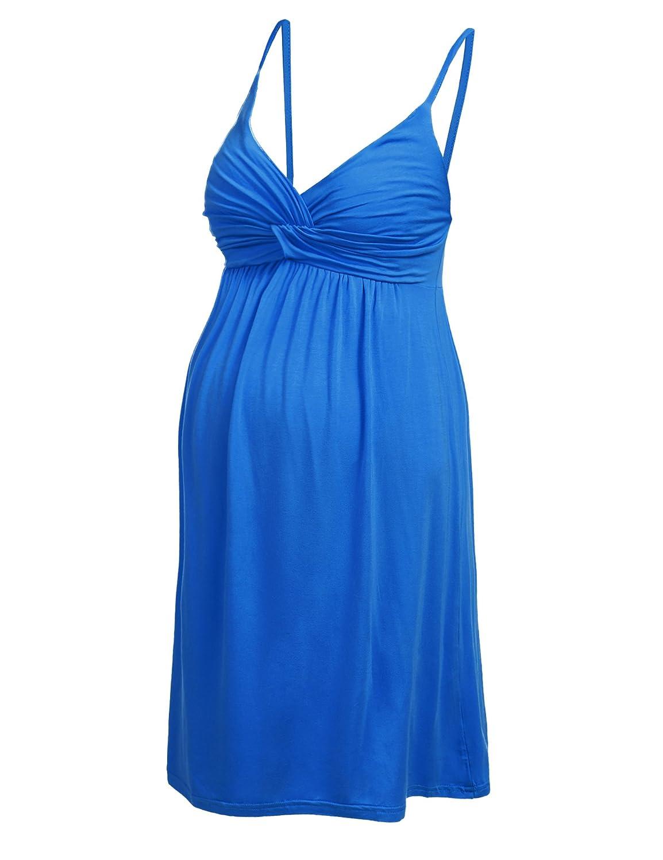 DonKap DRESS レディース B075YVSHJW L|ブルー DRESS B075YVSHJW ブルー DonKap L, 【保障できる】:2ab26bd9 --- bandabertola.com.br