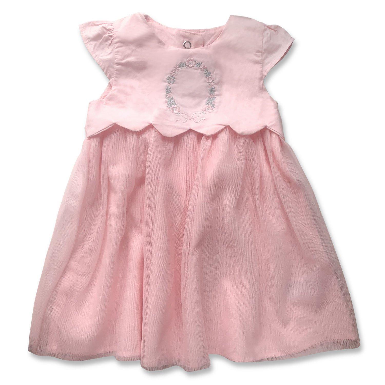 激安特価 SOBOWO DRESS DRESS ベビーガールズ 3 - Months 6 Months - ピンク B07CPQH6W8, ルーペスタジオ:fb9050bd --- a0267596.xsph.ru