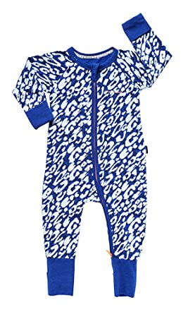 c5752bde18 Bonds Baby Wondersuit 2 Way Zip Sleep and Play Fold Over Cuffs ...