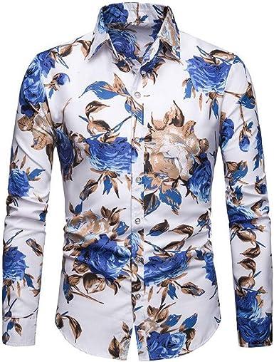 Poachers Camisas de Hombre Manga Larga Camisas Hawaianas Cerveza Camisas Hombre Manga Larga Camisas Hombre Verano Manga Larga Camisetas Hombre: Amazon.es: Ropa y accesorios
