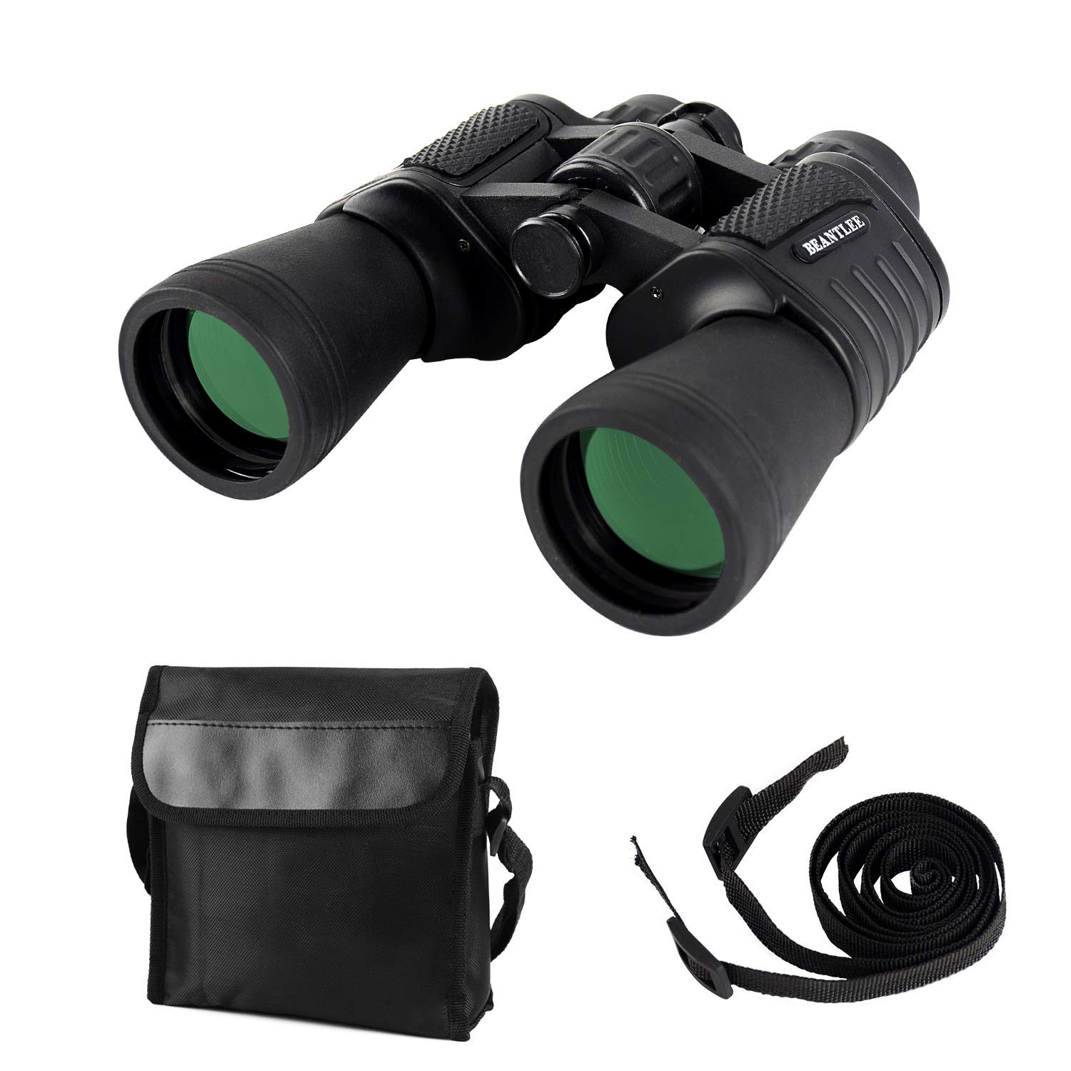 20X50 Binoculars for Adults, Durable and Clear Binoculars for Bird Watching, Hunting, Travel, Hiking, Sports Games, with Cloth Bag