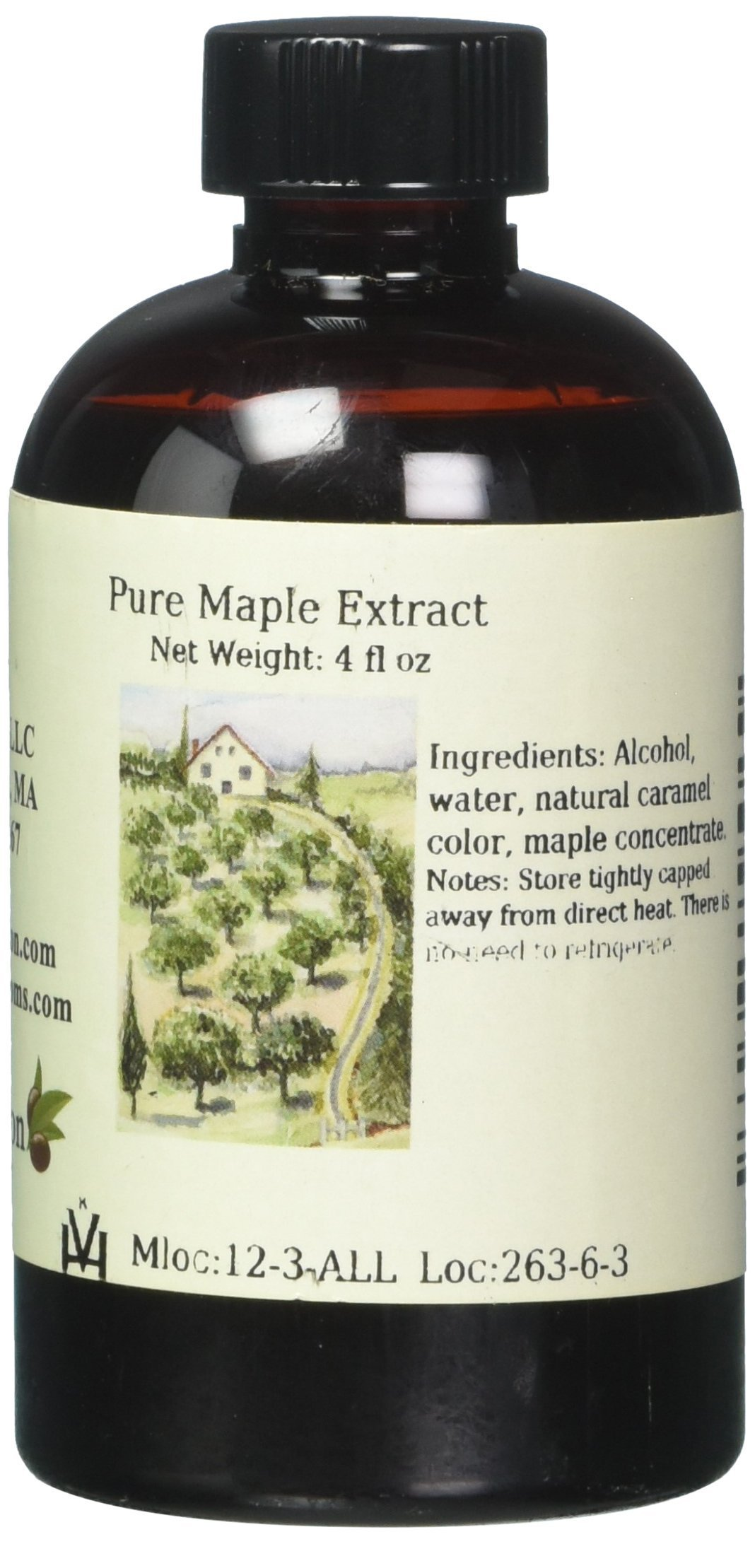 OliveNation Natural Apple Extract, 4 Ounce