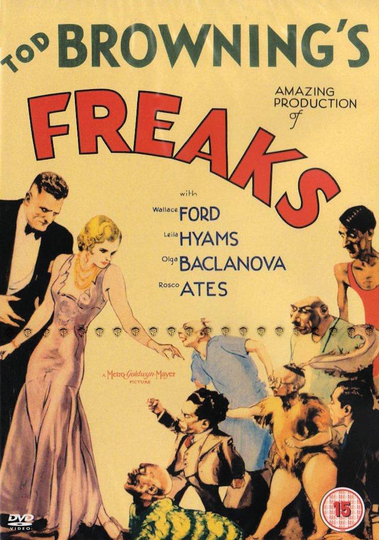 Amazon.com: Freaks [1932] [DVD]: Movies & TV