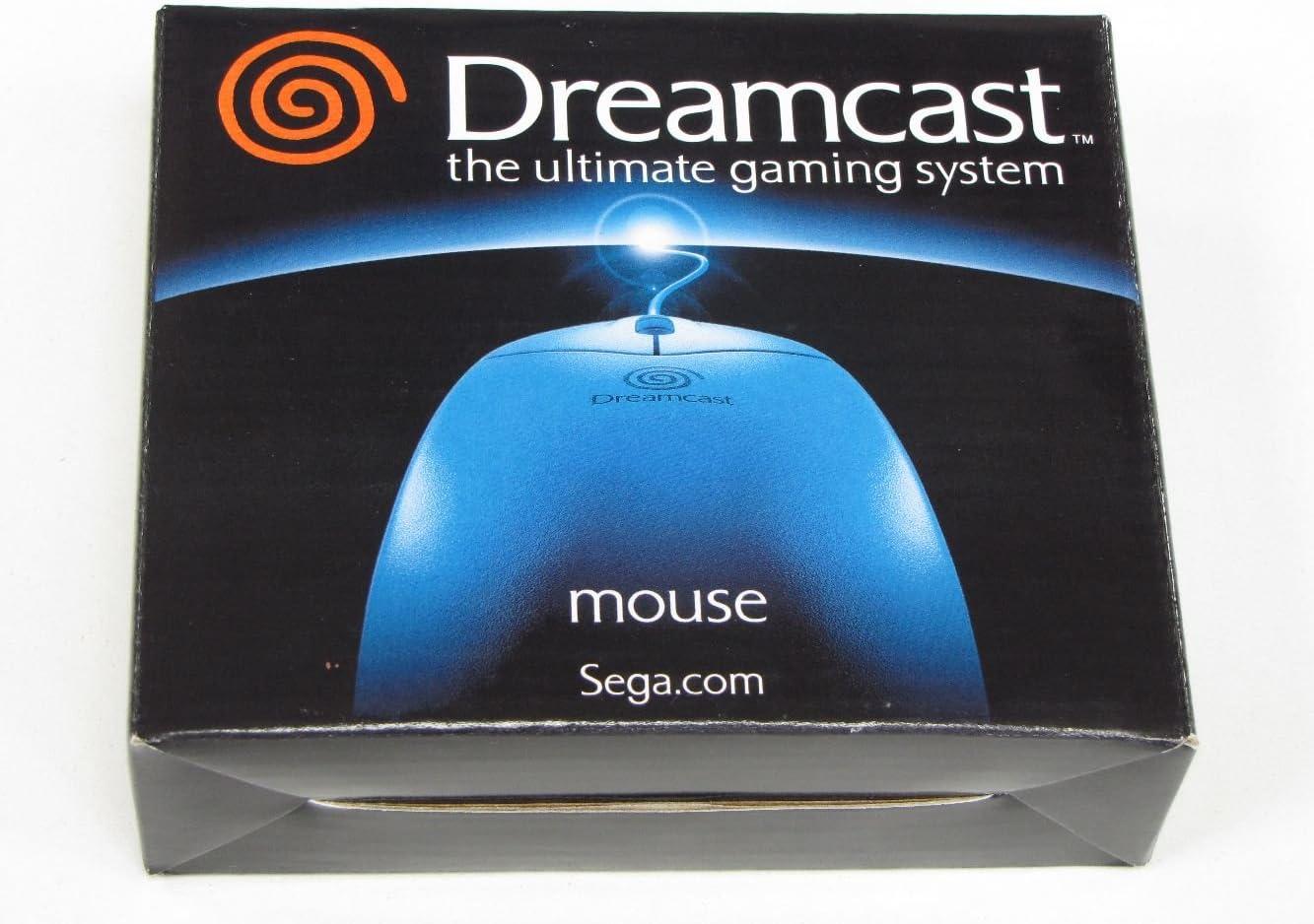 Sega Dreamcast Mouse - Ratón: Amazon.es: Videojuegos
