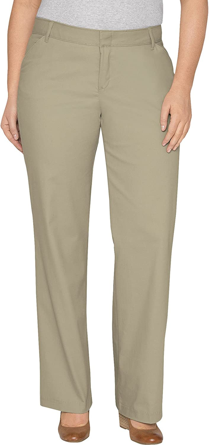 Dickies Womens Size Long Sleeve Stretch Thermal-Plus