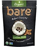 Bare Gluten Free Plus Baked Organic Coconut Chips, Coffee Bean, 6 Count