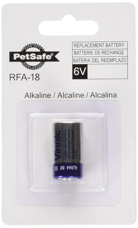 1 pila de repuesto de 6V 4LR44 para 83029 y 83032 Karlie RFA-18-11