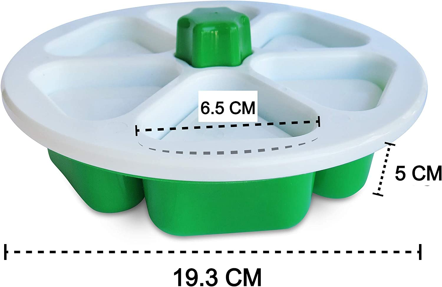 Set of 2 Triangle Sushi Mold Onigiri Maker Able to Make Up to 6 Triangle Sushi at The Same Time Quickly and Easily