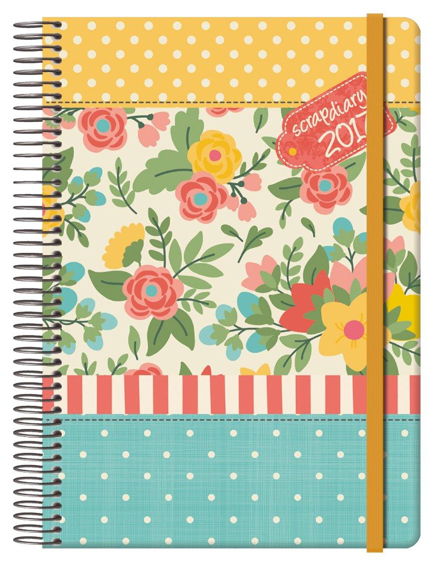 Dohe Scrap Diary - Agenda 2017, semana vista, diseño woods ...