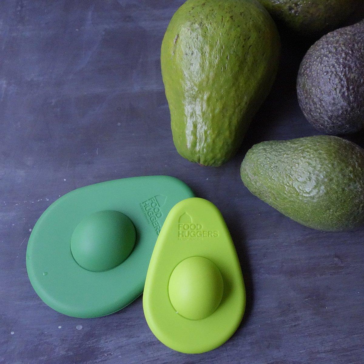 Kitchencraft - Envase de Silicona para Guardar Aguacate (Set de 2 ...