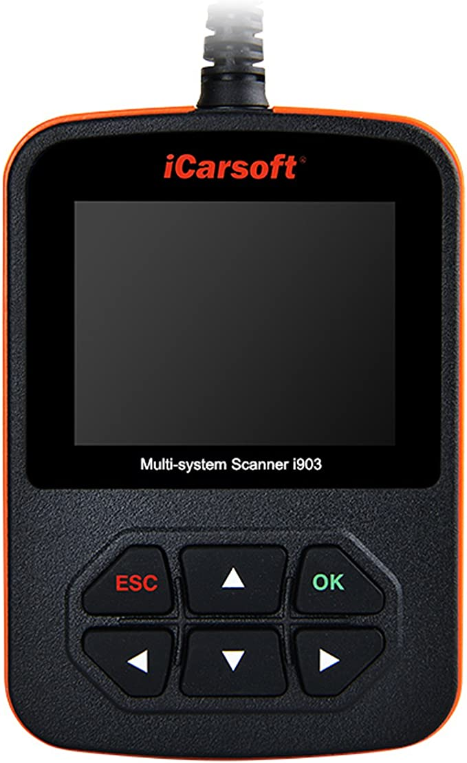 iCarsoft i903 Fits NISSAN SUBARU OBD2 Diagnostic Fault Code Reader Scanner Tool