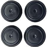 SB Distribution Ltd. (Pack of 12) Rubber Body Floor Pan Drain Ergonomic Button Plugs for Jeep Wrangler TJ 1999 to 2006 Models