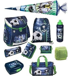 85680627f16de Familando Fußball Schulranzen-Set Scooli Campus Up 10tlg. mit Sporttasche