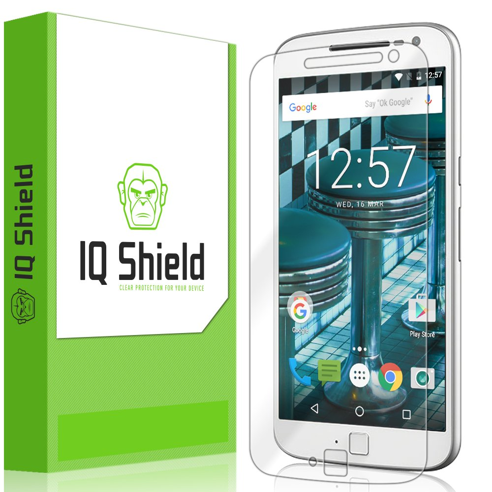 Film Protector IQSHIELD p/ Moto G4 Plus