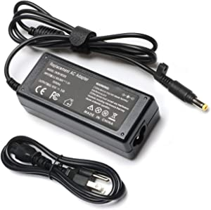 65W AC Adapter for HP Compaq NC8220 NC8420 NW8200 NW8240 Presario V1000 V6000 X6100 Pavilion DM3 DV2000 DV4000 DV5000 DV6000 DV8000 DV9000 Laptop Power Supply Charger