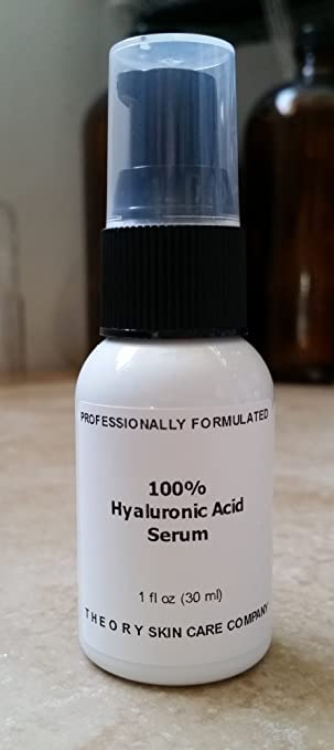 100% Hyaluronic Acid Serum,Purist,Hyaluronic Acid Available  Only 3 Pure