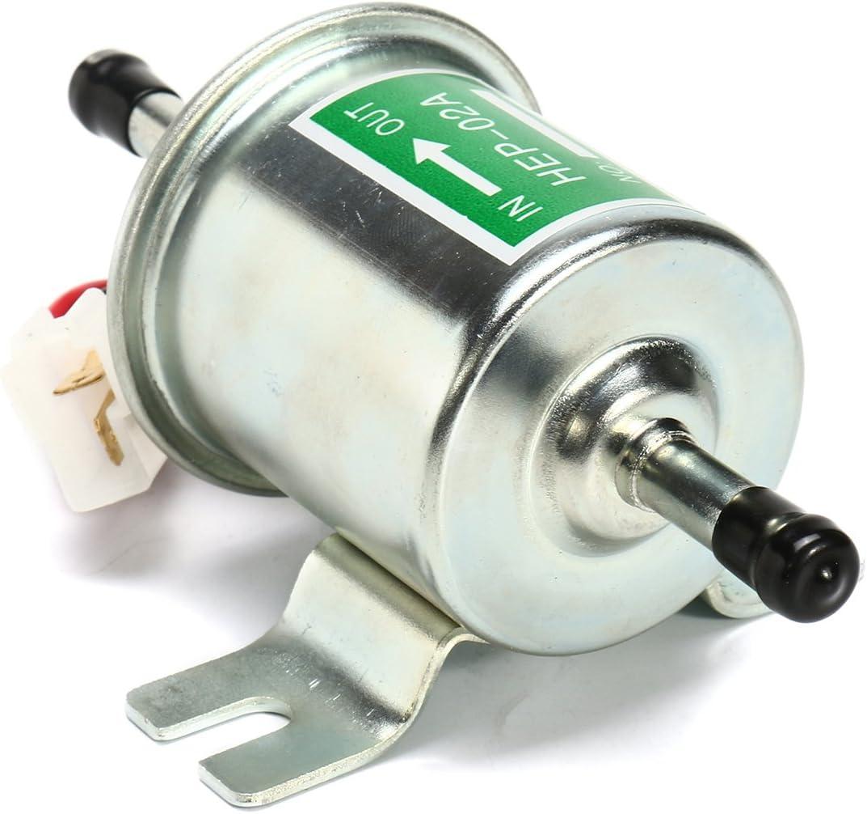 JenNiFer 12V Fuel Pump HEP-02A PRO Diesel Gasoline Petrol Electric Low Pressure Universal