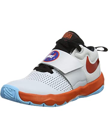 9256970c9af3 Nike Kids  Team Hustle D 8 (Gs) Basketball Shoe