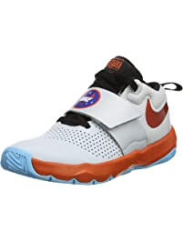 on sale 53aa0 99d40 Nike Kids Team Hustle D 8 (Gs) Basketball Shoe