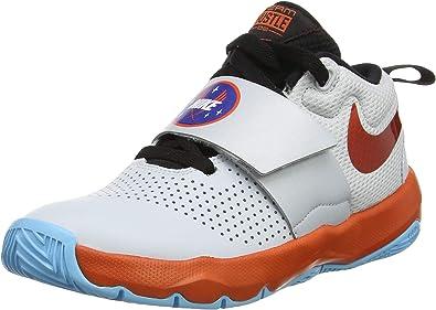 Nike Team Hustle D 8 SD, Zapatos de Baloncesto para Bebés ...