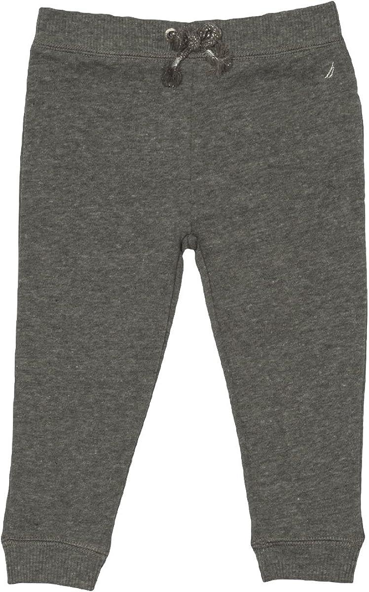 Nautica Girls Super Soft Fleece Pant with Metallic Rope Tie