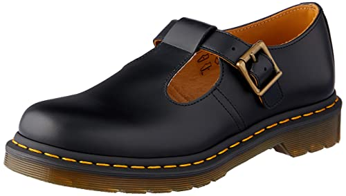614b1b925f Dr. Marten's Polley, Women's Mary Jane Flats: Amazon.co.uk: Shoes & Bags