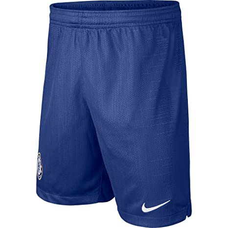 new concept 16923 84544 Nike 2018-2019 Chelsea Home Football Shorts (Kids)