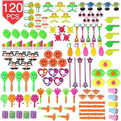 Amazon.com: PROLOSO - Surtido de juguetes a granel para ...