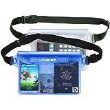iVoler 2 Pack Sacchetto Impermeabile