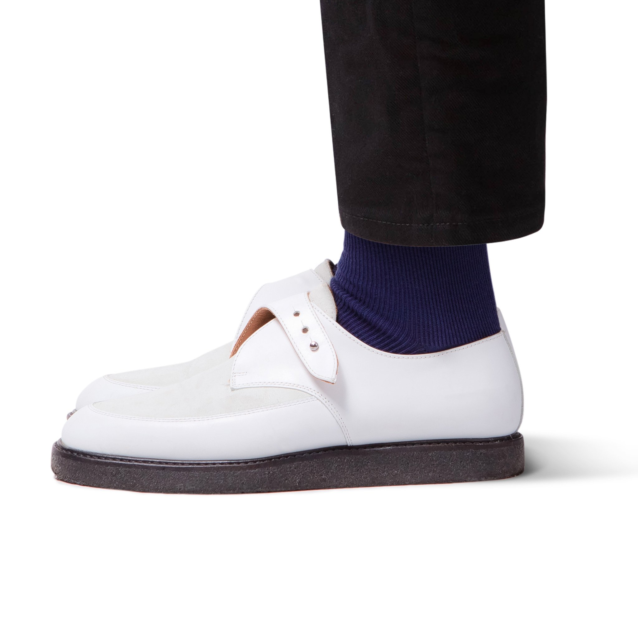 Sheec Basics - Fine Ribbed Cotton Socks (8 Pairs) SetB by Sheec (Image #4)