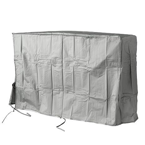 La ventilación eptelo2-y toalla protectora para unidad externa, gris, 810 x 560