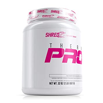 Shredz 2 In 1 Thermogenic Protein Supplement Powder For Women Build Muscle With Impressive Gains