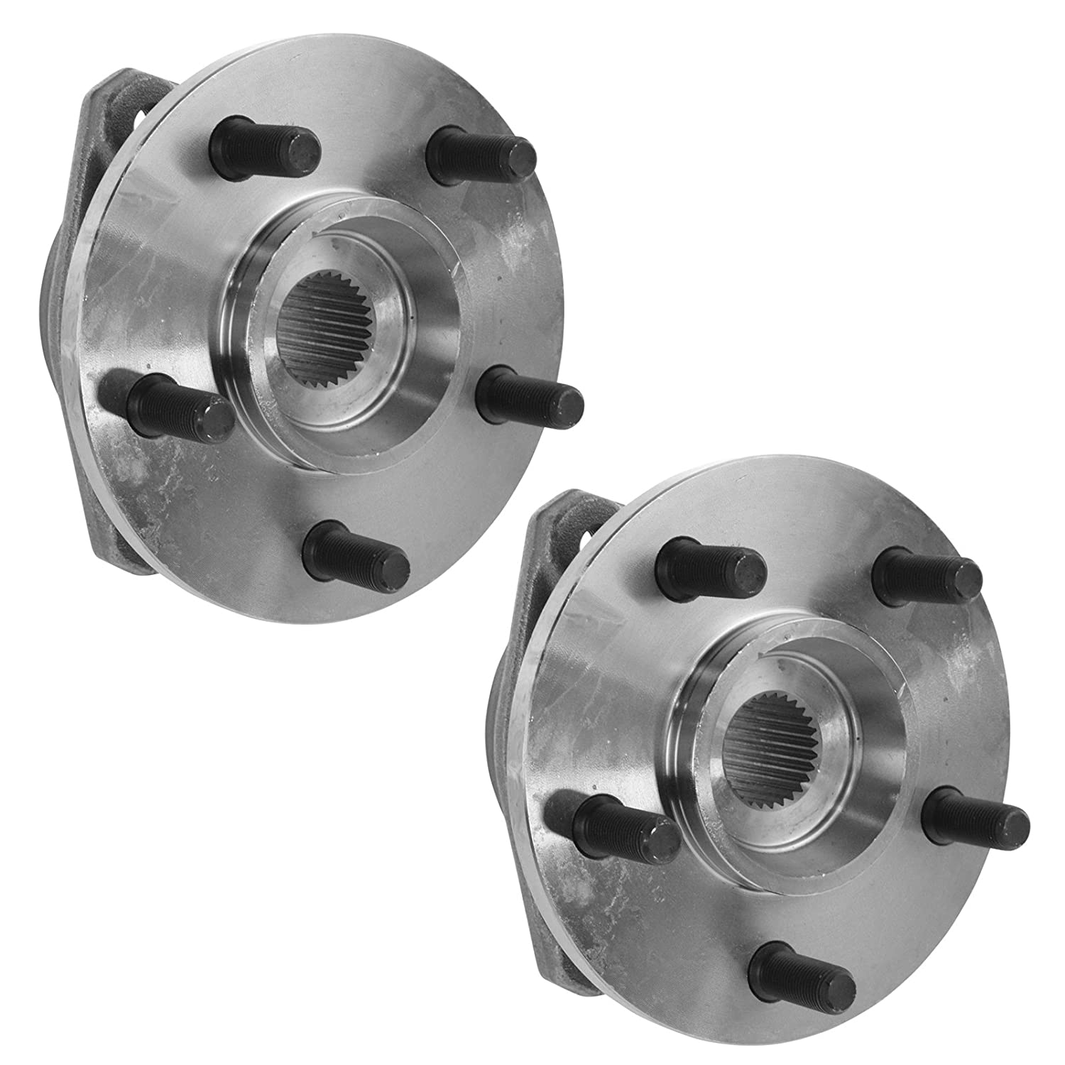Accessories & Parts Front Wheel Hub & Bearing Pair Set for Grand ...