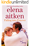 Falling Into Forever: Small Town Holiday Romance (The Springs Book 2)