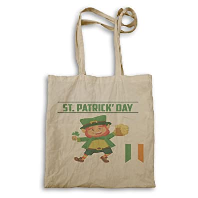 Irlanda irlandesa del día de st patrick s bolso de mano ...