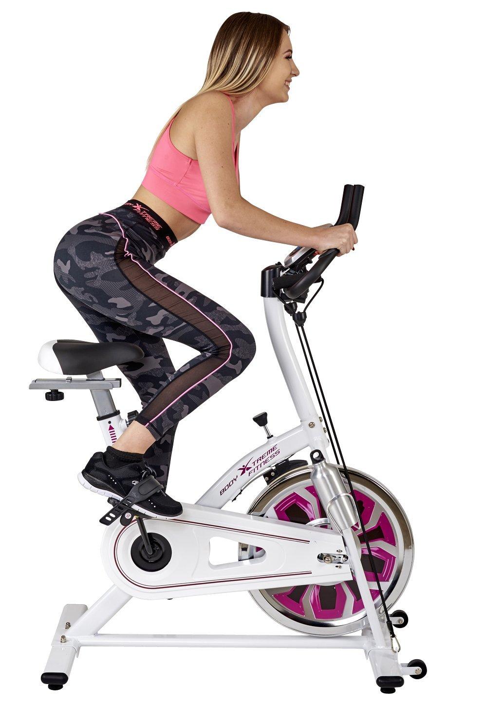 Body Xtreme Fitness USA Cuerpo Equipo Xtreme hogar Bicicleta Estática de Fitness, Gimnasio, Entrenamiento, Ciclismo, Entrenamiento, Salud # ruxtreme ...