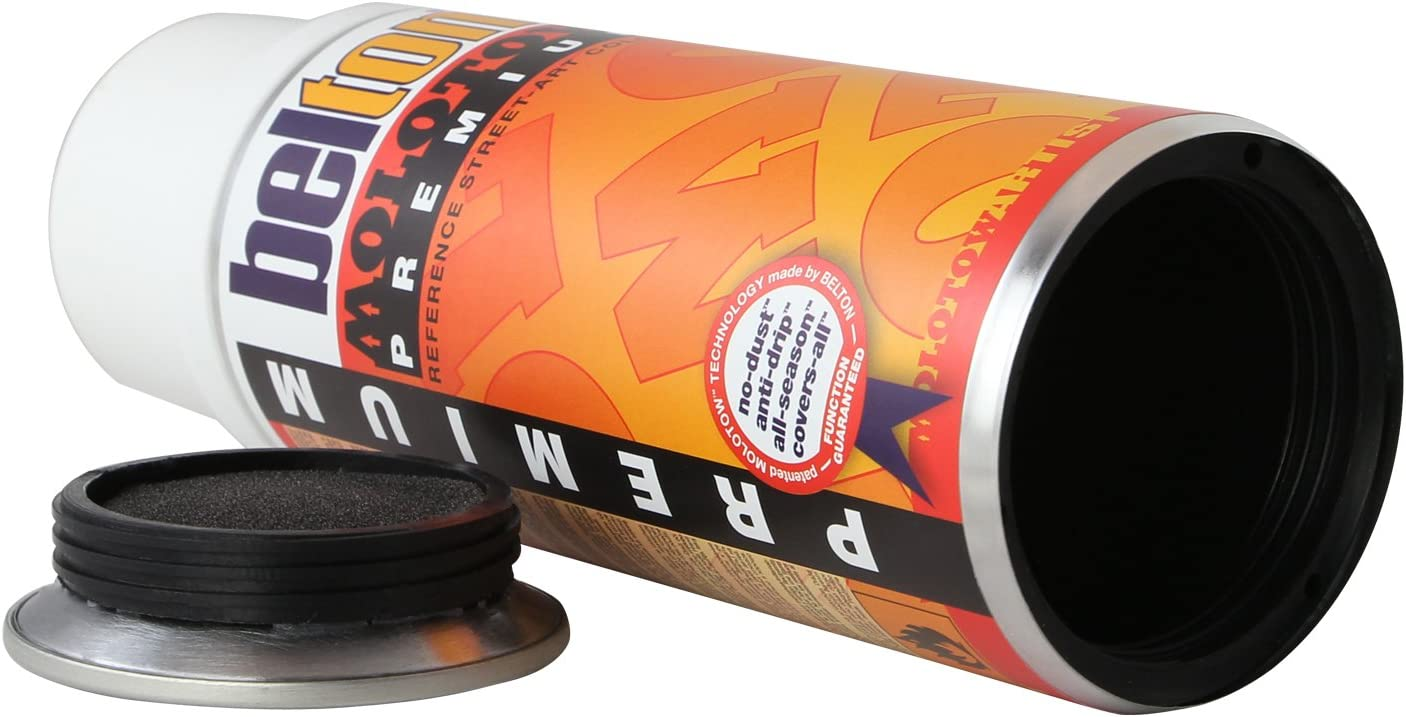 Secret Box Safe Money Box Belton Grafitti Spray 18 x 6,5 cm