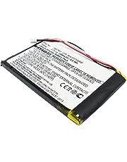 subtel® Batteria Premium Compatibile con Tomtom Go 530, Go 630, Go 720, Go 730, Go 930, Traffic, SatNav (1300mAh) AHL03714000,VF8 Batteria di Ricambio, accu Sostituzione, sostituto
