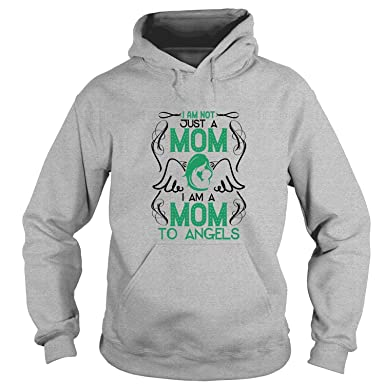 d7224b226 Amazon.com: Coolest Mom Ever Hoodies, I Am Not Just A Mom T Shirt ...