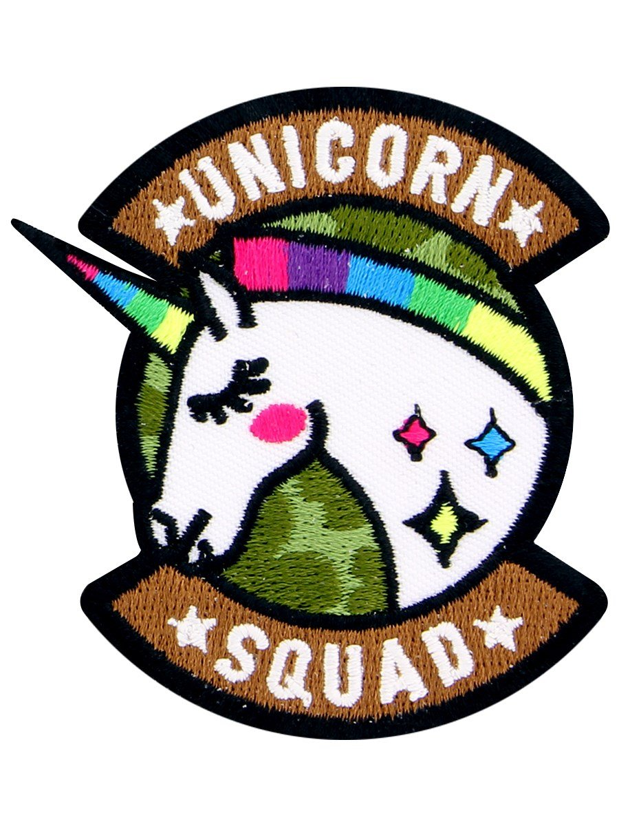 Unicorn Squad Patch