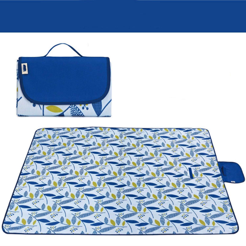 Cheastnupe Wasserdichte Faltbare Outdoor Camping Camping Camping Schlafmatte Weite Picknickmatte Plaid Strand Decke Multiplayer Tourist Matte B07Q6S4ZCM | Sonderkauf  397d56