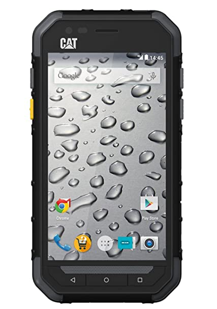d576ed10b3d Amazon.com: Caterpillar Cat S30 4G/LTE Cell Phone, Factory Unlocked 8GB  IP68, Black/Silver: Cell Phones & Accessories
