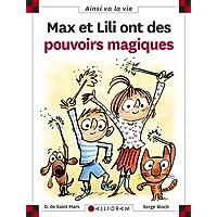 Max et Lili ont des pouvoirs magiques - Nº 100