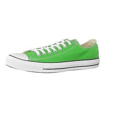 Ct All Star, Damen Sneakers, Verde - Größe: EU 36.5 Converse