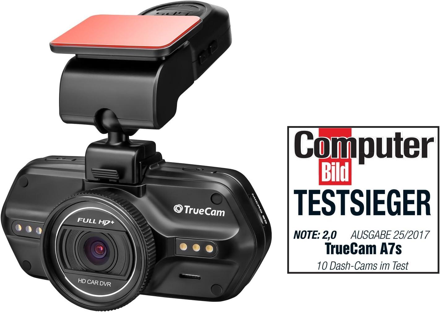 Truecam A7s Gps Professionelle Dashcam Autokamera 2k Kamera