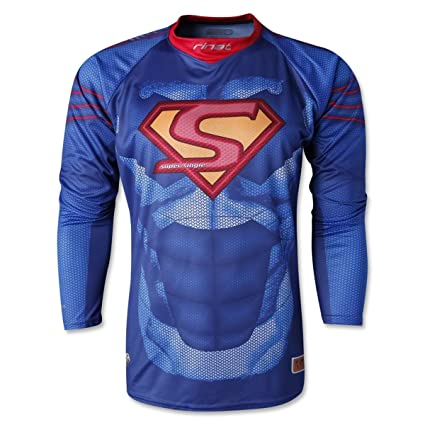 Amazon.com   Rinat Super Keeper Adult Soccer Goalie Jersey   Sports ... a40e5e953