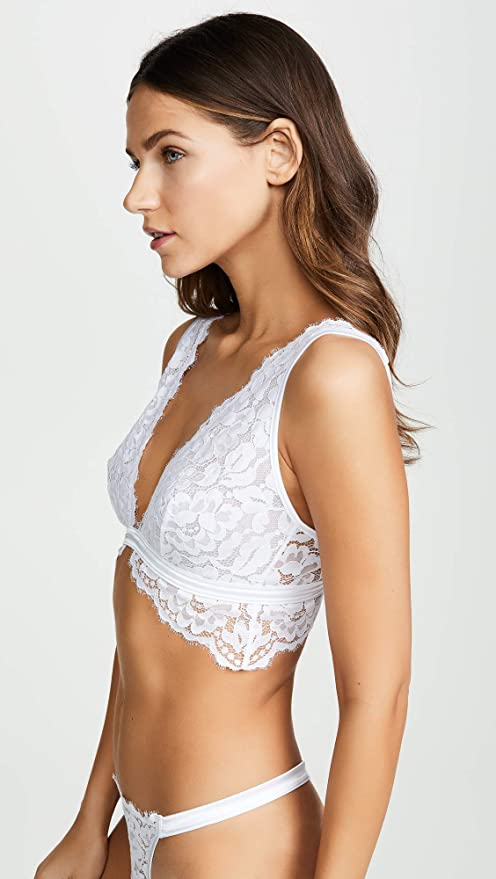 5a1125d656b816 Cosabella Women s Magnolia Tall Triangle Bralette at Amazon Women s  Clothing store